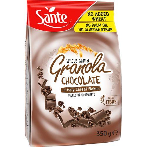 Sante GRANOLA AU CHOCOLAT 350G