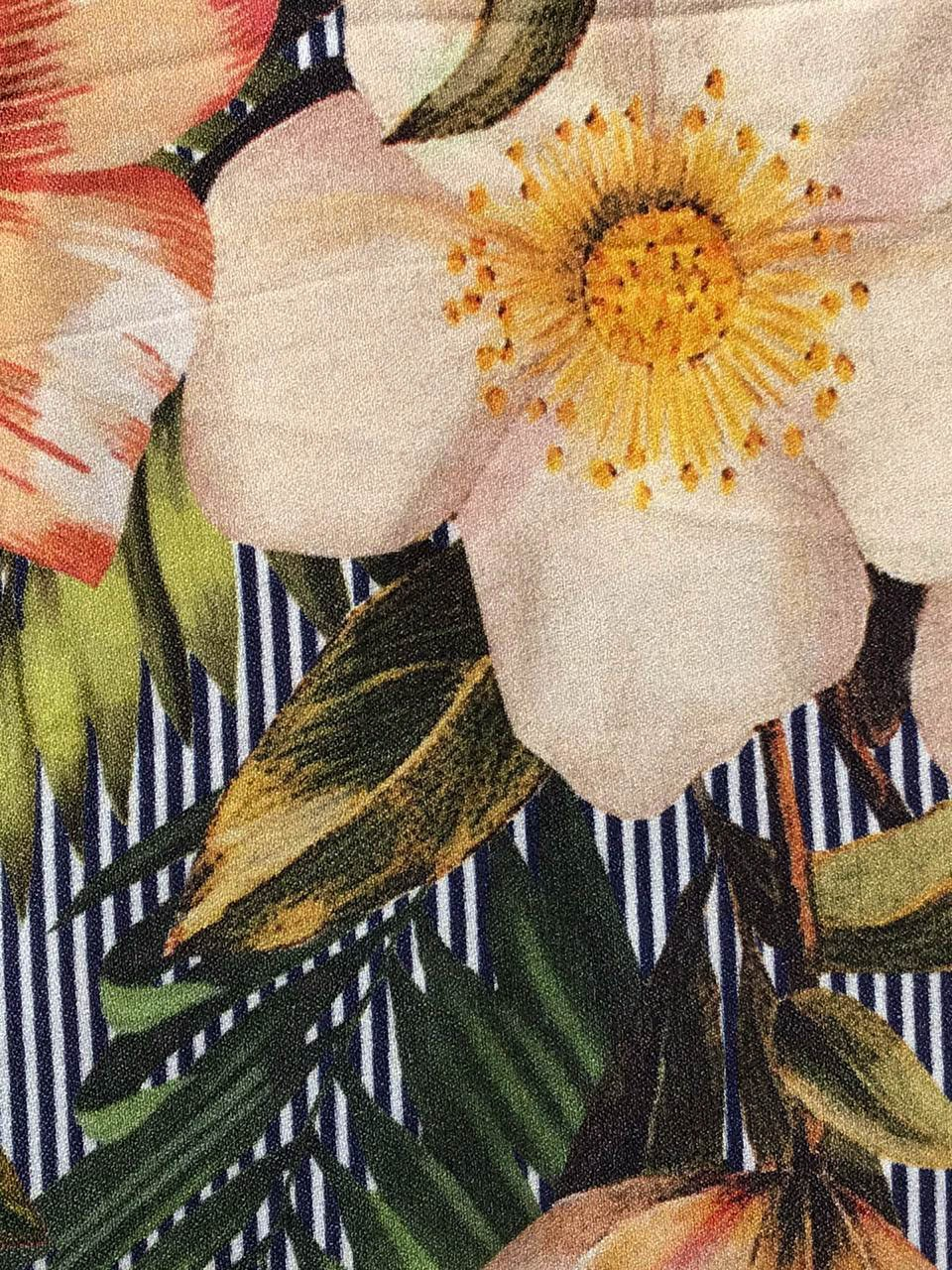 Tissus Floral 001