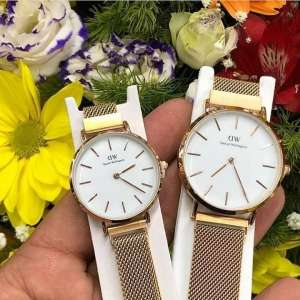 Montre couple, Couples