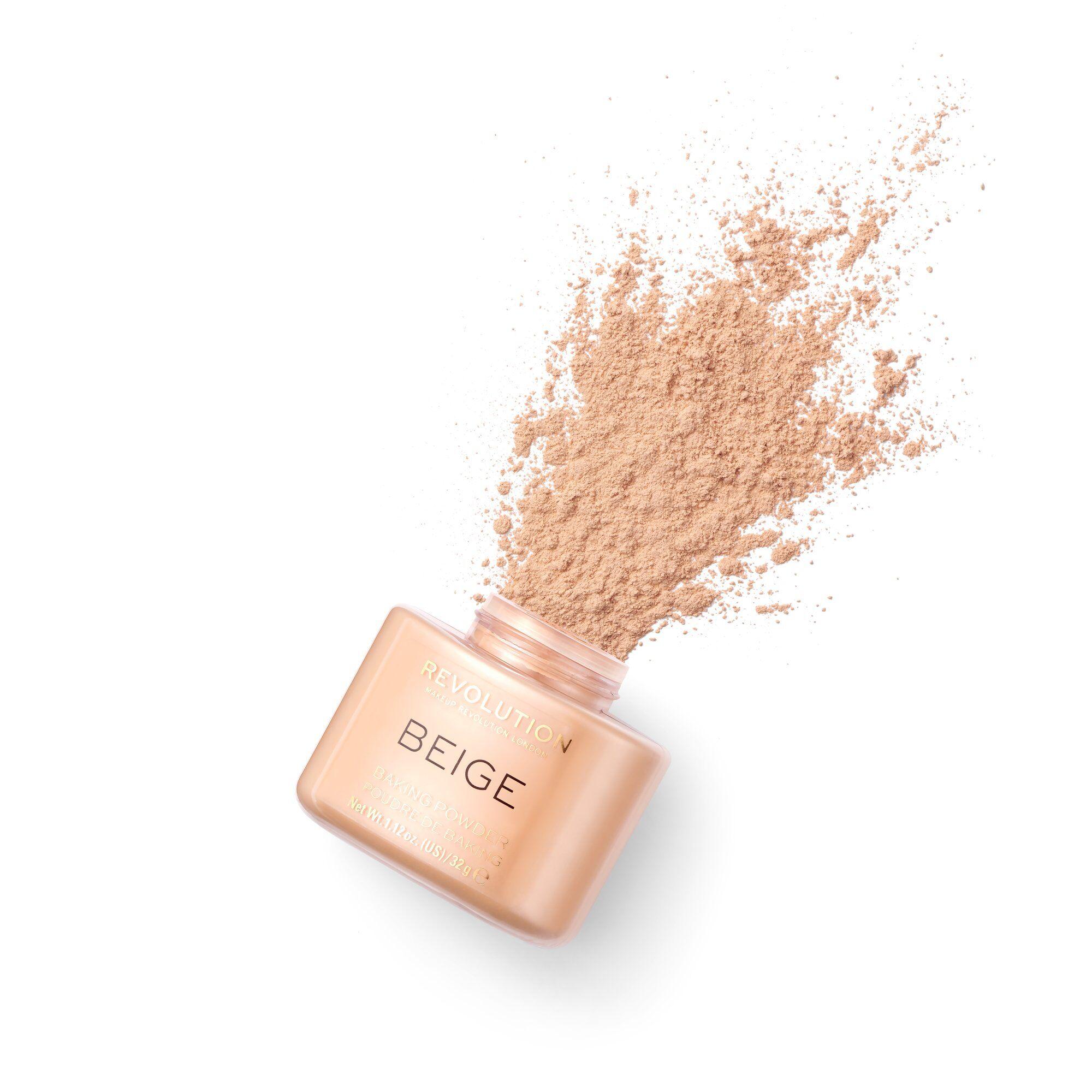 Revolution Loose Baking Powder Beige