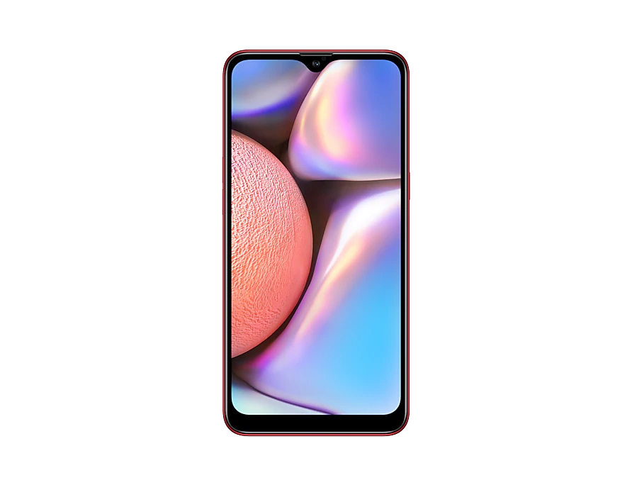 Galaxy A10s, Single SIM, Rouge, 32Go