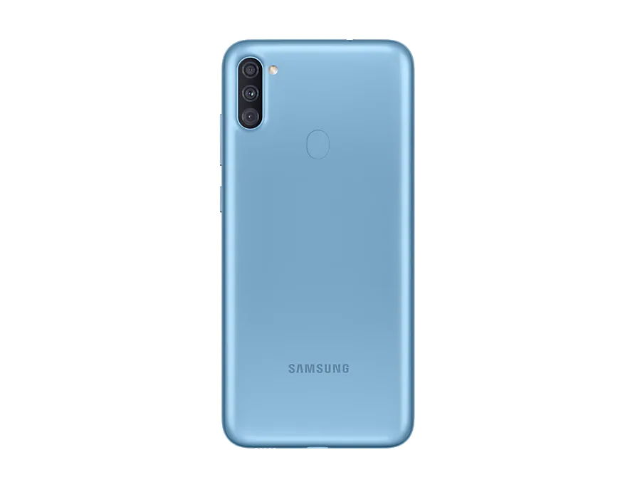 Galaxy A11, Dual SIM, Bleu, 32Go