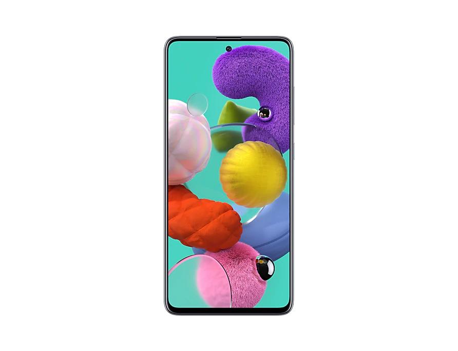 Galaxy A51, Single SIM, Noir Prisme Crush, 128Go