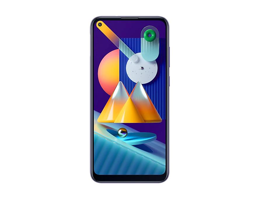 Galaxy M11, Dual SIM, Violet, 32Go