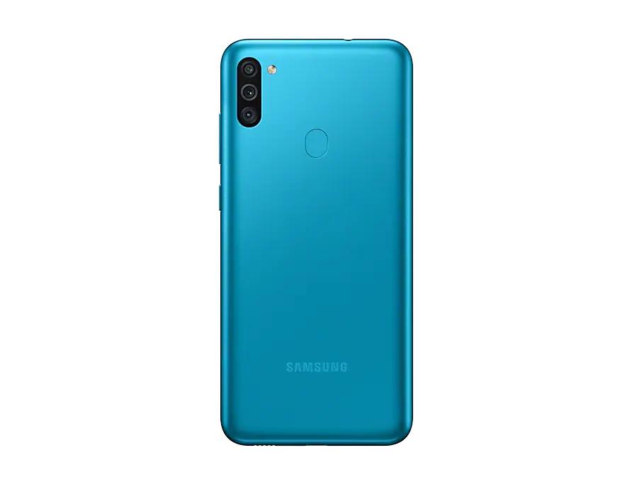 Galaxy M11, Dual SIM, Bleu métallisé, 32Go