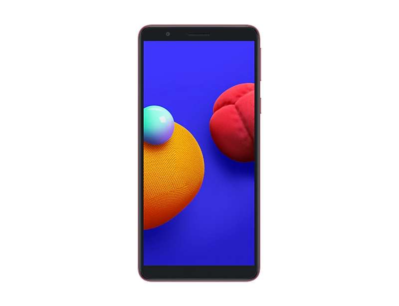 Galaxy A01 Core, Rouge, 16Go, 1Go