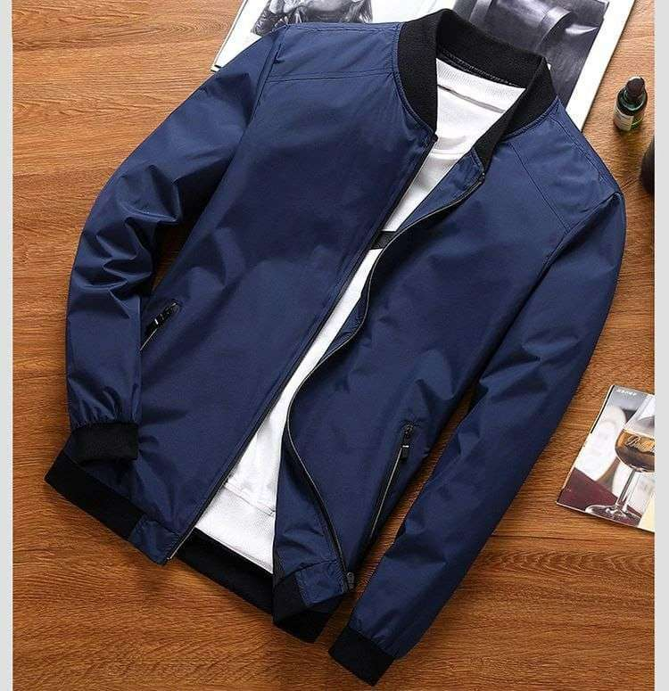 Jacket Demi-saison Luis, Bleu, L