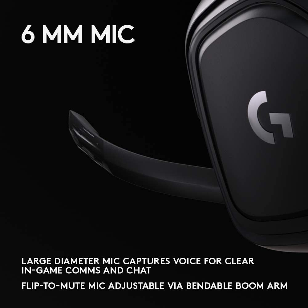G432 7.1 Surround Sound