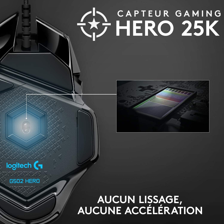 G502 Hero RGB