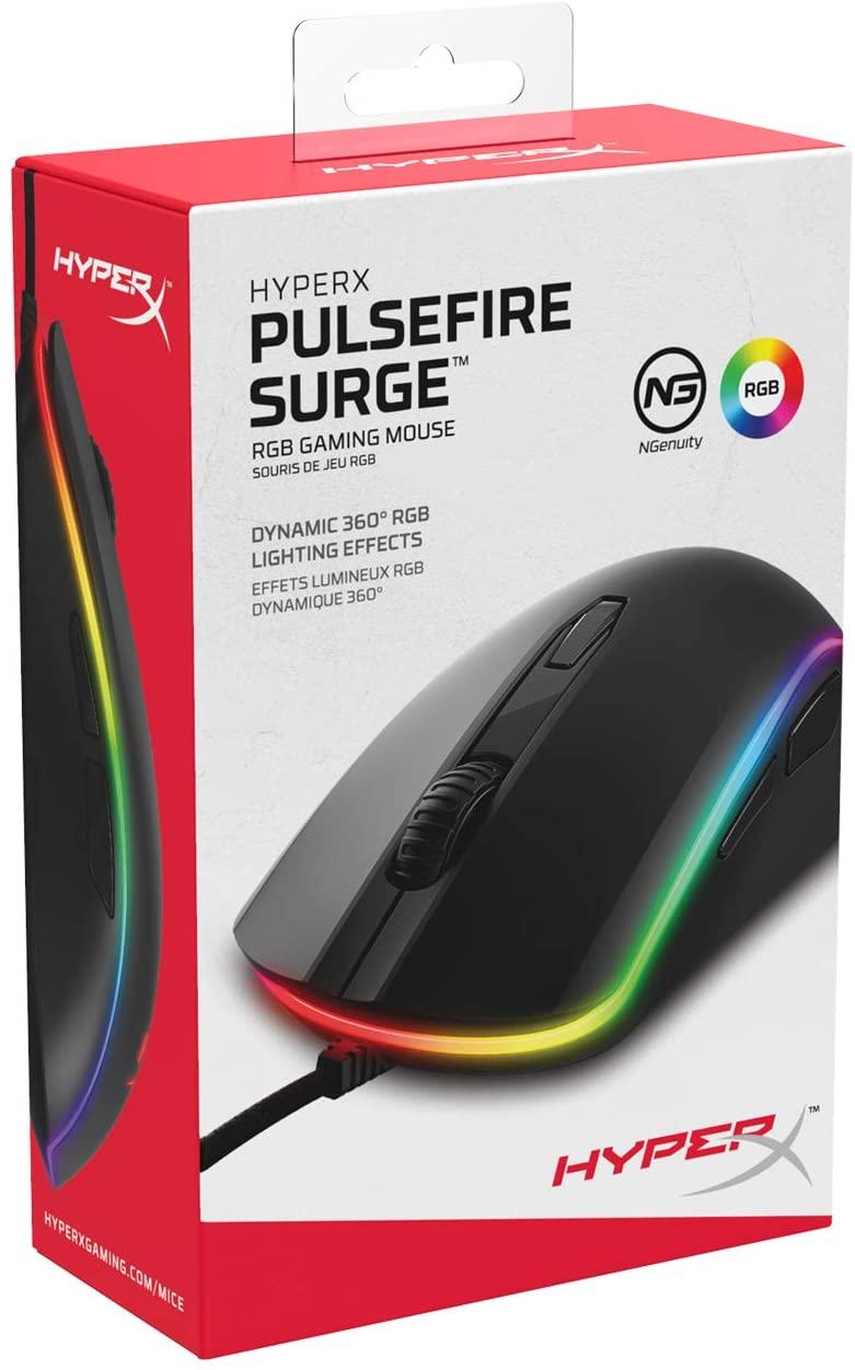 PluseFire Surge
