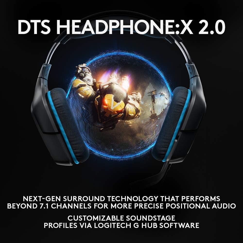 G432 7.1 Surround Sound