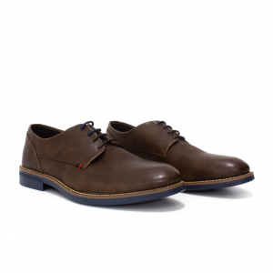 Chaussure vrai cuir homme luxe