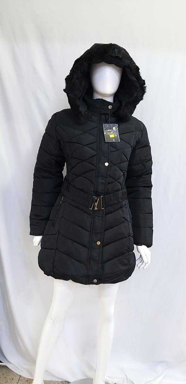 Jacket doudoune femme Matekha, Noir, XL